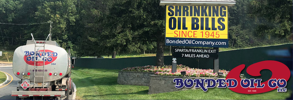 Bonded Oil Co in Paramus, New Jersey banner