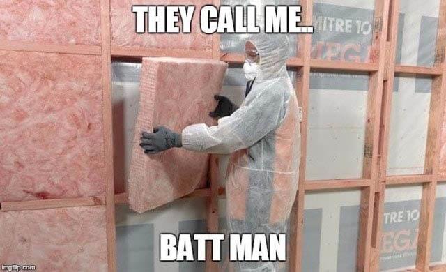 Batt-Man Insulation - Bonney Lake, Washington - they call me batt-man - South Puget Sound insulation companies near me - replace my insulation - residential insulation - commercial insulation