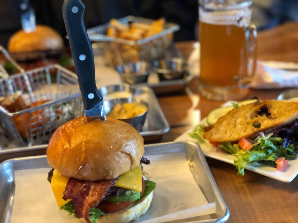 Burgers - cheeses - appetizers - mac 'n cheese - beer wine - Burche Burgers in Bonney Lake, WA