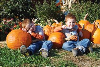fall farm days at bonnybrook farms clarksville ohio