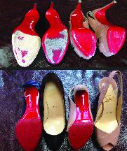 Shoe repair from Boonton Shoe Repair in Boonton NJ