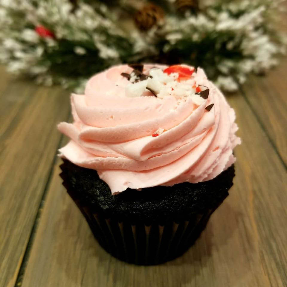 Pinkabella Cupcakes - holiday cupcakes - Bothell, Washington - order cupcakes - don't forget cupcakes for your holiday parties