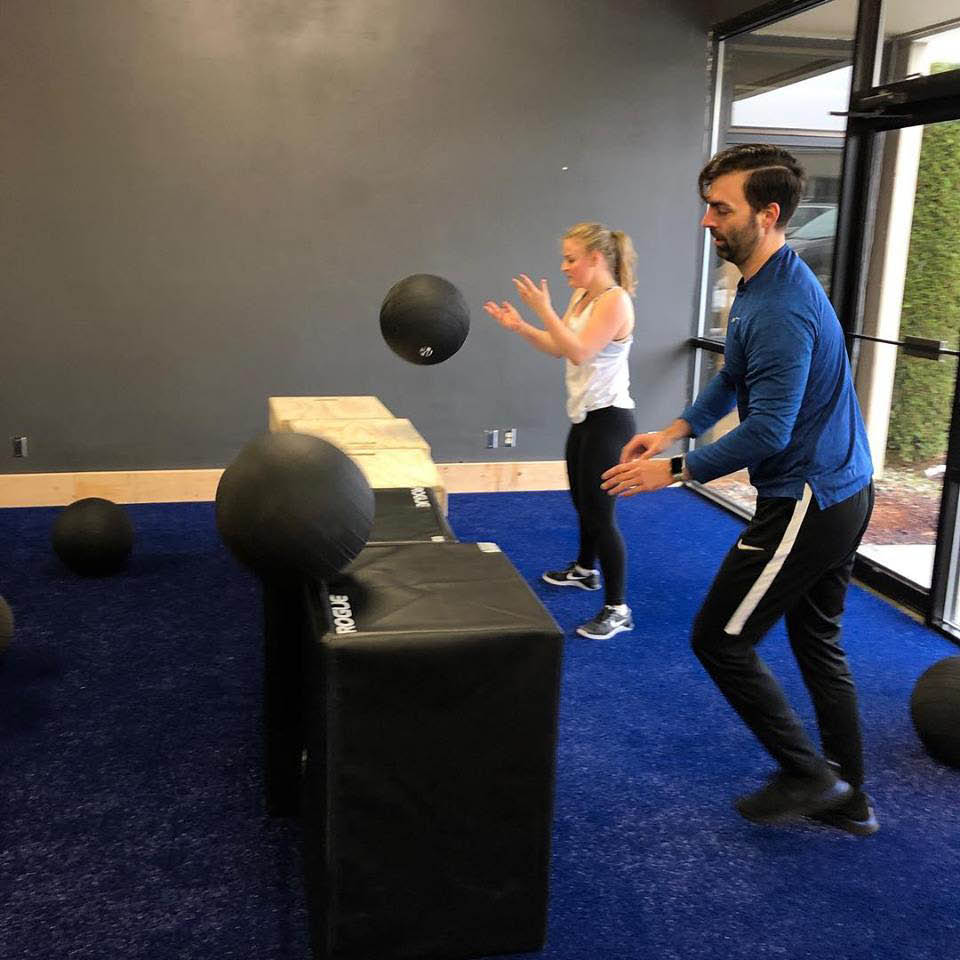 Strength training - crossfit - cardio classes - personal training - open gym - The Armory in Bothell, Washington