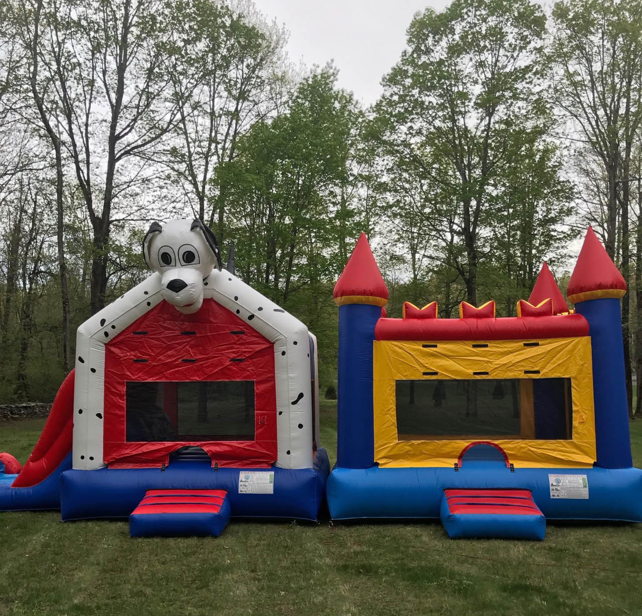 Bounce house rental near Newburgh