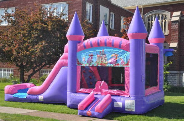 backyard inflatables bouncing buddies lafayette, la