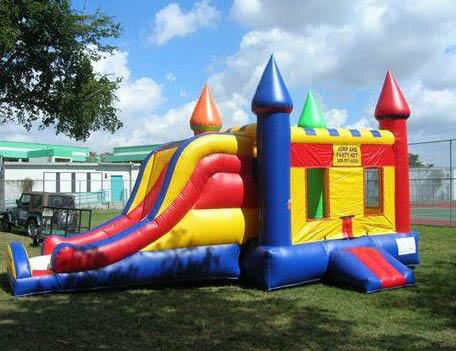 birthday bounce house bouncing buddies lafayette LA