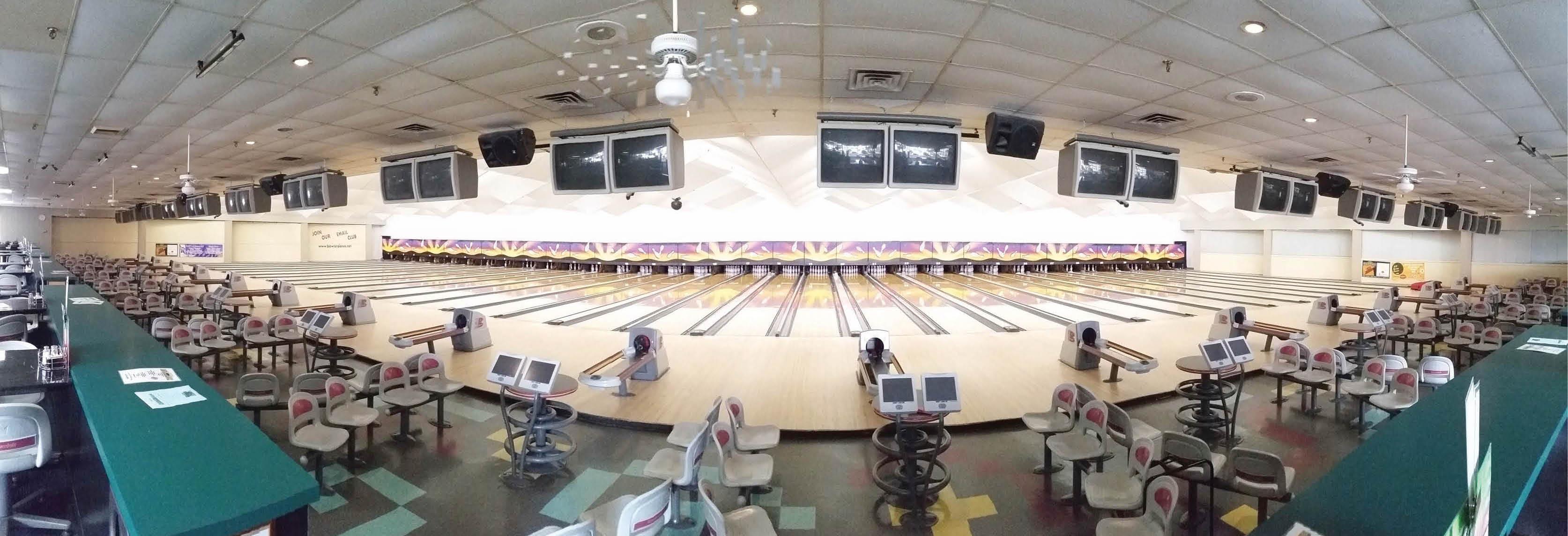 Bowlero Lanes main banner image - Lakewood, WA