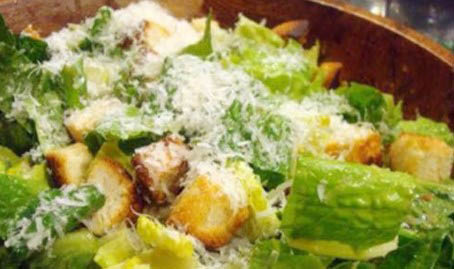 Brasa Chicken Caesar Salad