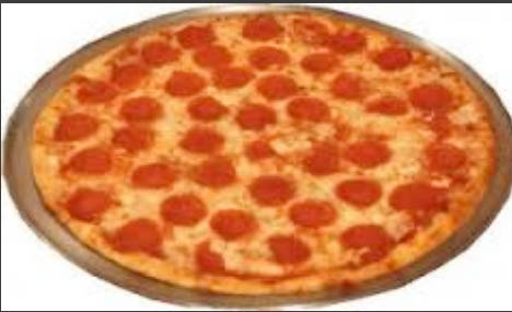 Variety of Pizza choices at Breda's Pizza & Grill in Lake Hiawatha NJ