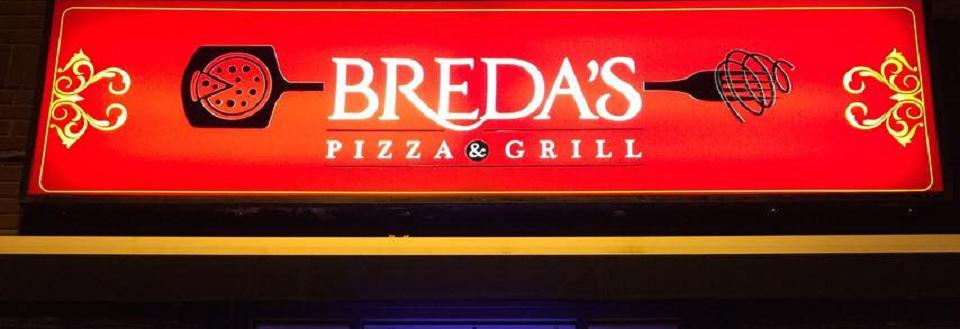 Breda's Pizza & Grill in Lake Hiawatha NJ