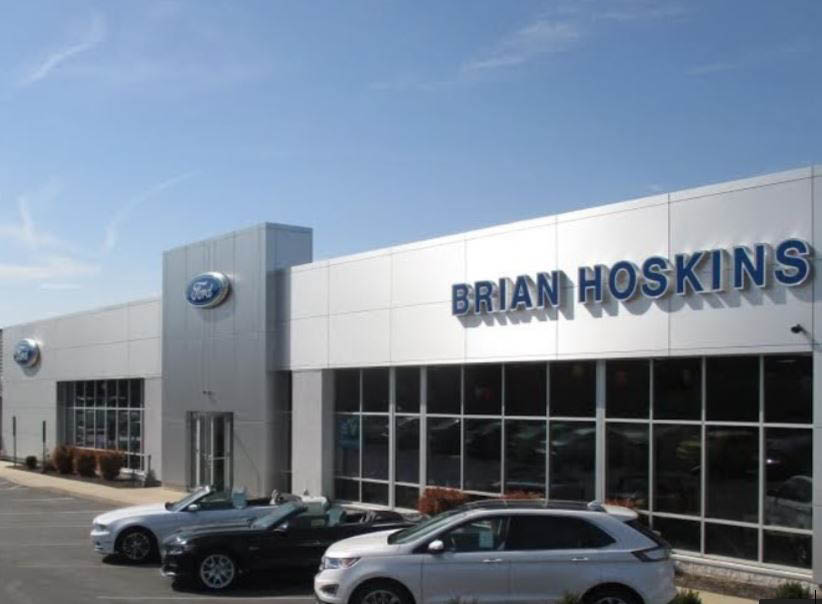 brian hoskins building,ford center,ford auto,auto repair,brakes,tires,engines,auto body repair,discount
