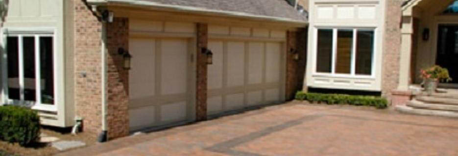 photo of driveway created by Brickmasters or Brick Doctors