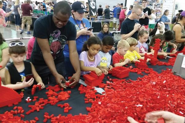 BRICKWORLD INDY LEGO EXPOSITION