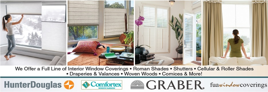 Save on window treatments  Save on new blinds save on new shutters