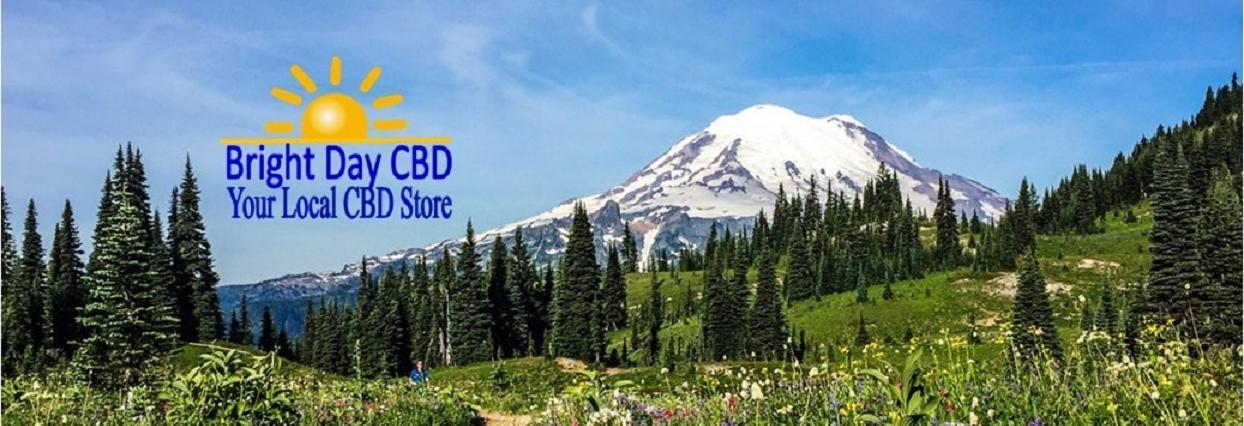 Bright Day CBD Store in Tacoma, WA banner image