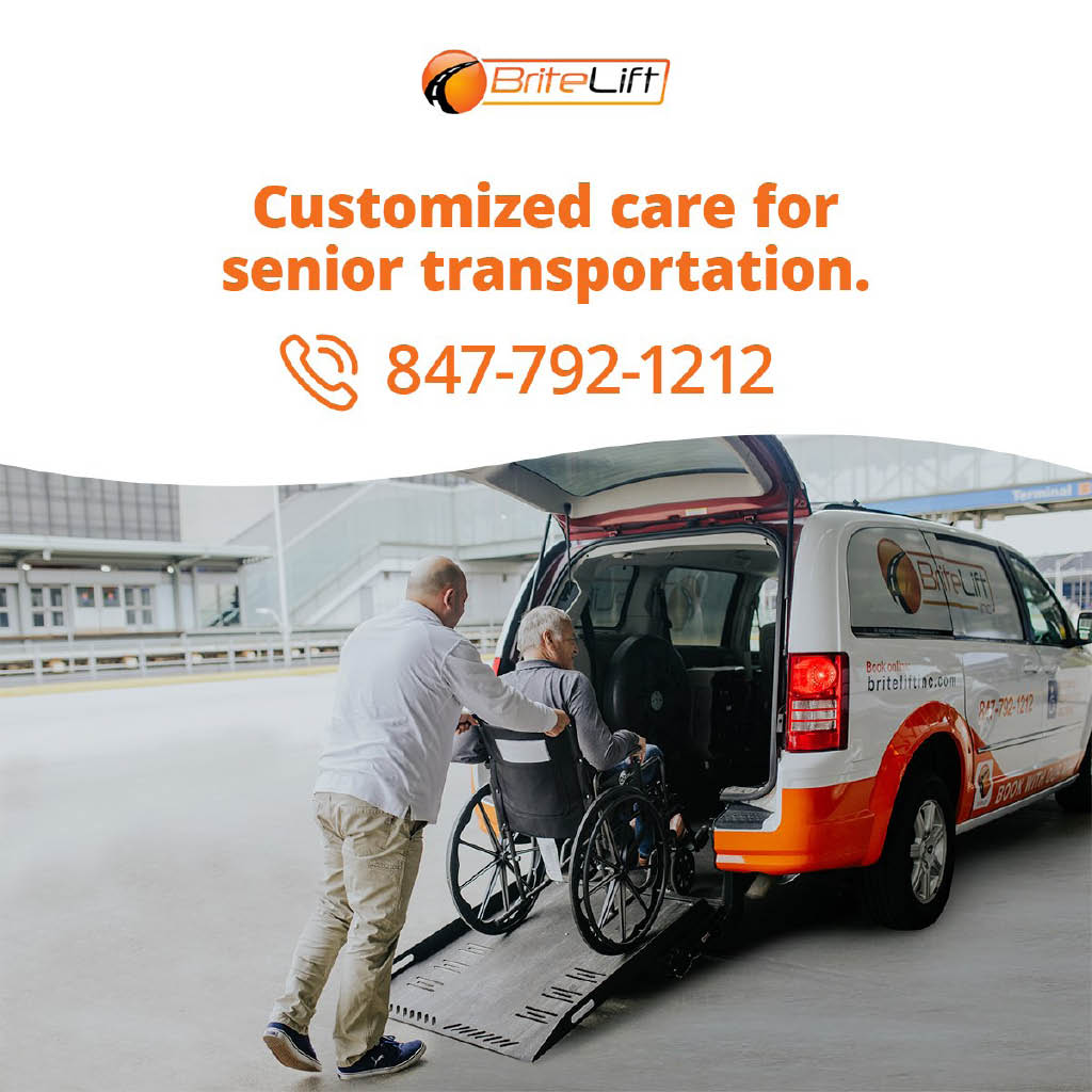 Safe, Reliable, Wheelchair Friendly Transportation.