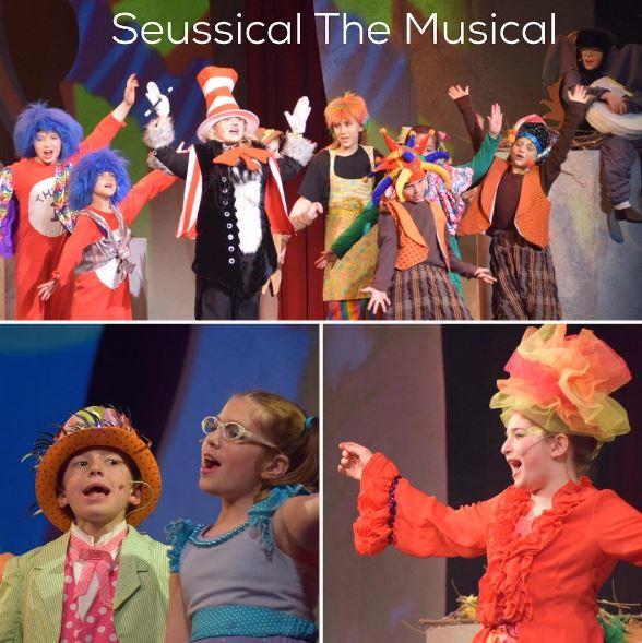 Live musical theater - Broadway Bound Children's Theatre - Seattle, WA - Seussical the Musical