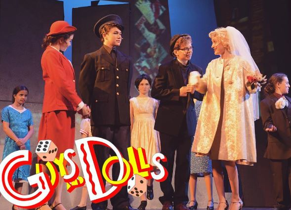 Broadway Bound Children's Theatre's production of Guys & Dolls - Seattle, WA - empower kids through live musical theater