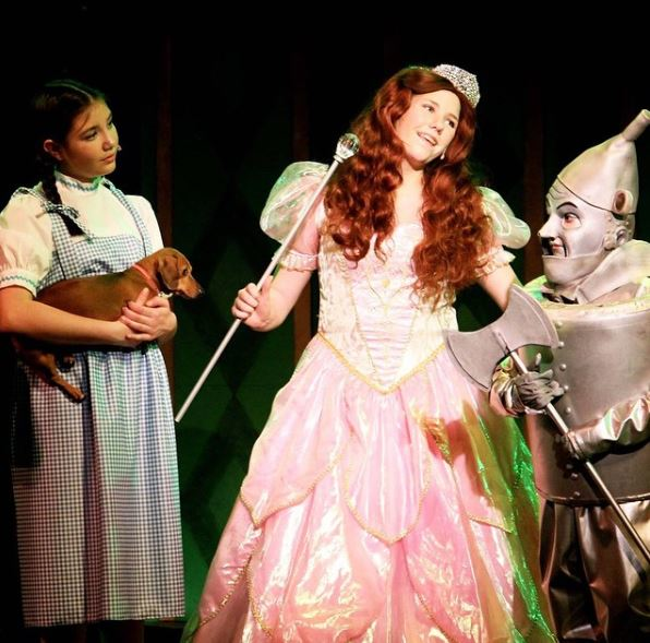 Broadway Bound Children's Theatre - production of The Wizard of Oz - Seattle, Washington - musical theater for kids