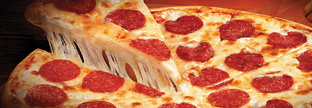 Get pizza delivery in Greenlawn, NY