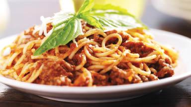 Get spaghetti and other Italian food near Huntington, NY