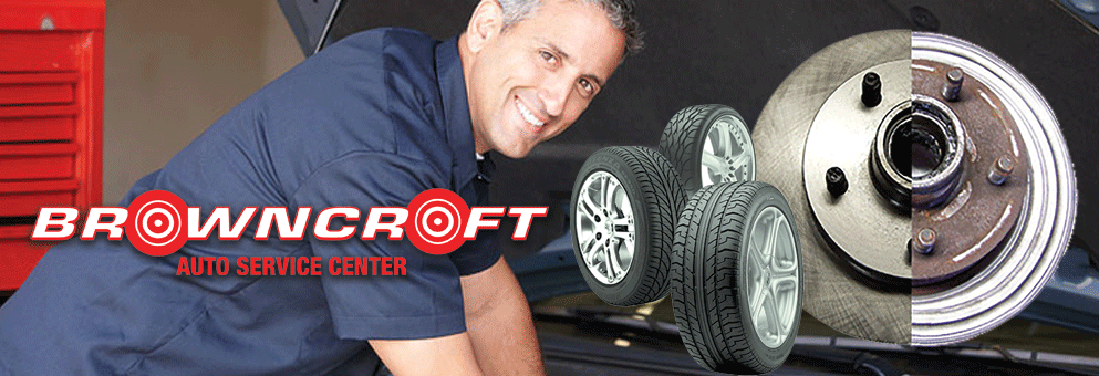 Browncroft Auto Service Center Car Mechanic Rochester Penfield NY