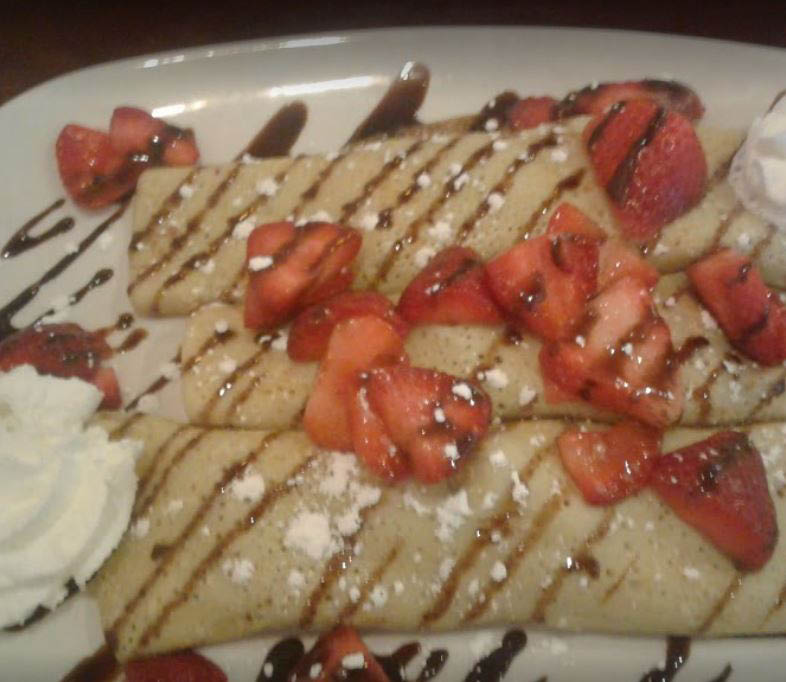photo of crepes from Brunch Cafe in Livonia, MI