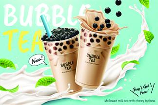 Bubble teas in Forney, TX
