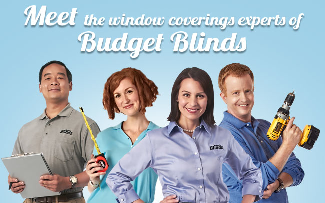 Home Decor; Blinds & Curtains; Interior Designers; Budget Blinds of Madison, WI