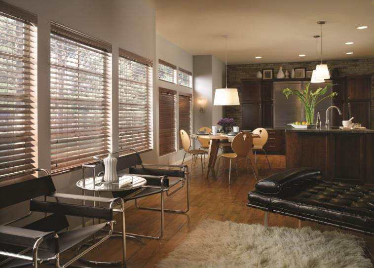 Gorgeous window coverings, blinds, shutters and shades from Budget Blinds in Seattle, WA