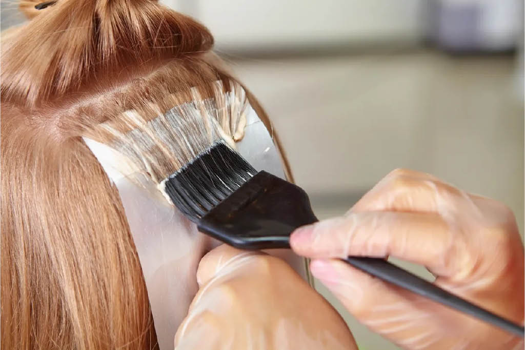 Hair coloring done by the salon experts at Budget Cuts Salon in West Seattle, Washington - hair color - hair coloring near me - hair salons near me - hair salon coupons near me - West Seattle hair salons