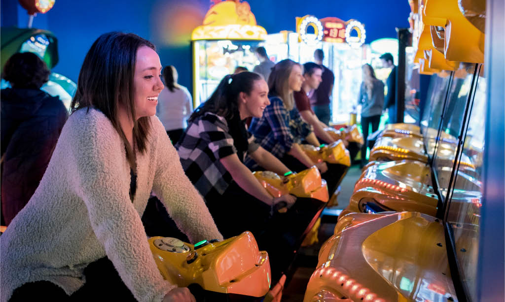 Arcade Games Buffalo Kids Adults Indoor Entertainment