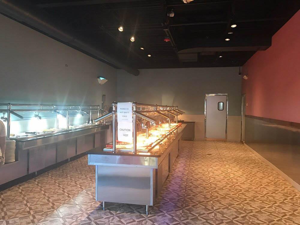 Yummy Buffet in West Chicago, IL restaurant interior