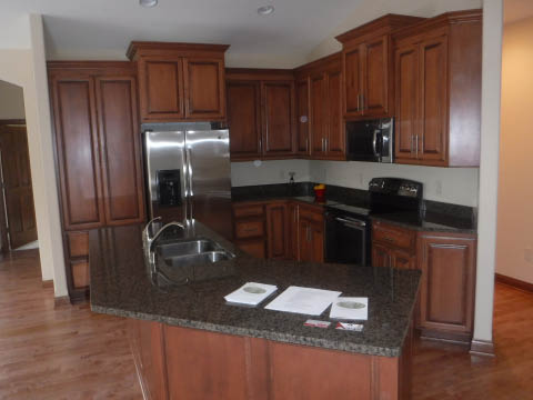 Bulldog Builders, LLC builds new kitchens in Burlington