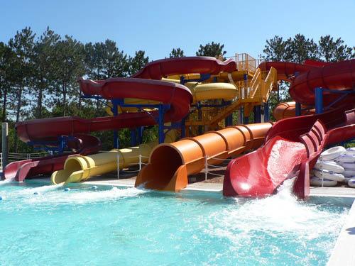 Bunker Beach Water Park, Coon Rapids MN