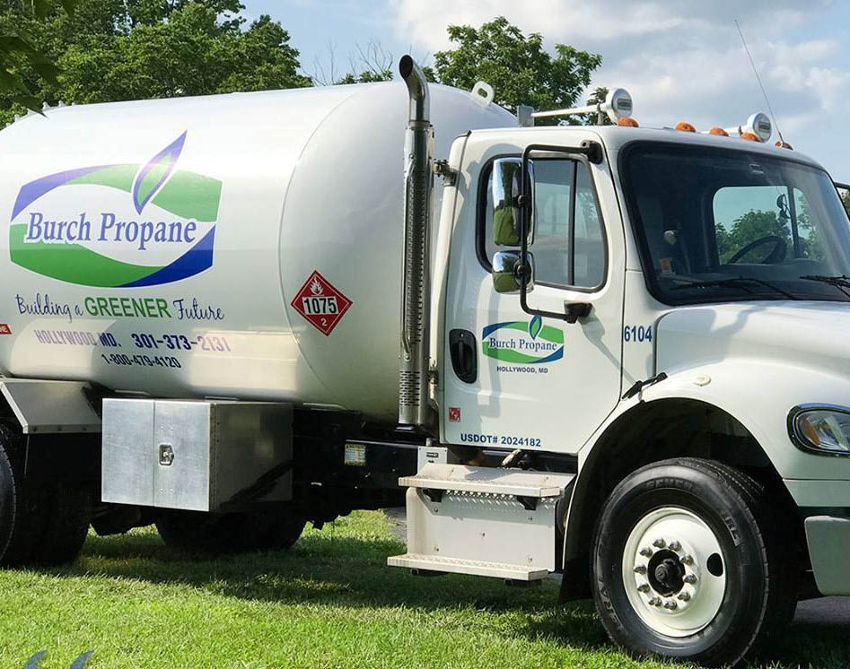 Burchoil services southern maryland, burch propane