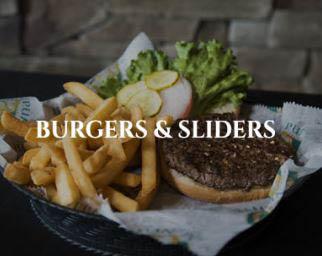 Hamburgers-Sliders