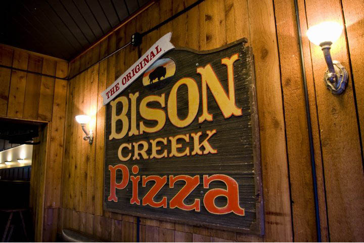 Bison Creek Pizza & Pub in Burien, Washington - the original - pizza restaurant in Burien - Burien pizza restaurant - full bar