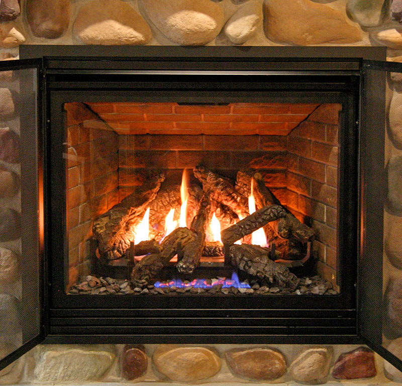 Picture of Burlington Fireplace & Heating Insert in Racine, WI.