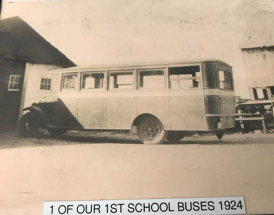 HILLMAN'S BUS CO, 601-603 COOPER RD W BERLIN NJ 08091