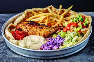 Chicken Platter from Butcher Block Express