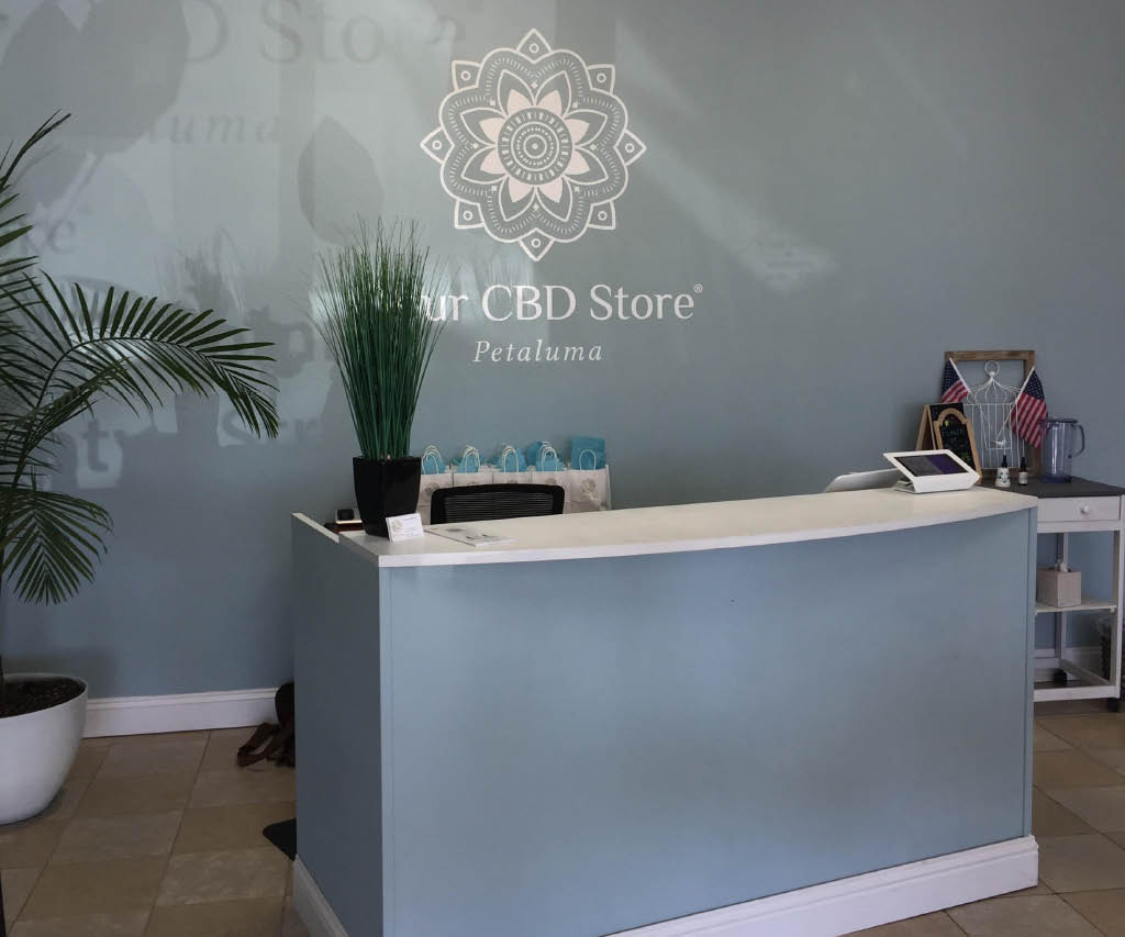 Come in and talk to us about CBD products