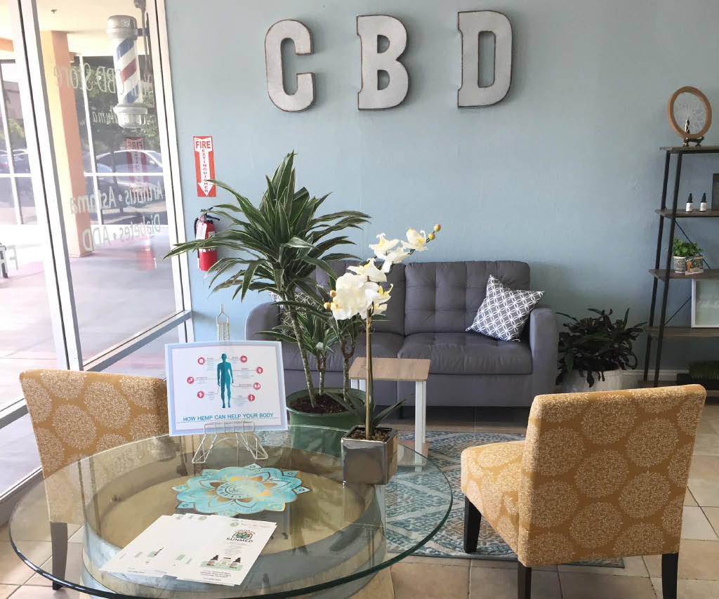 Relax and enjoy Your CBD Store in Petaluma