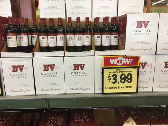 Wine Grocery Outlet Folsom,ca
