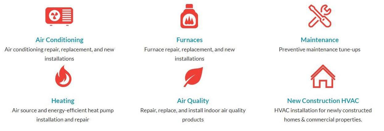 Air Conditioning & Heating Repair Services in Savannah, GA