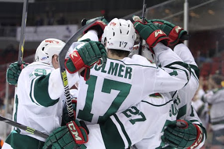 AHL Hockey in Iowa - The Iowa Wild