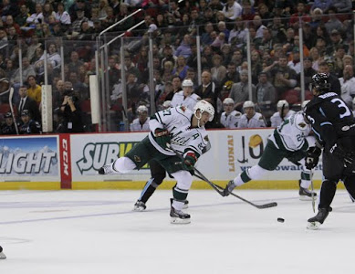 Get tickets now for an Iowa Wild Hockey Game