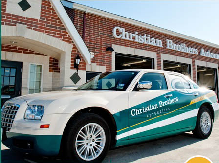 CHRISTIAN BROTHERS AUTO NEW TAMPA AND LAND O LAKES