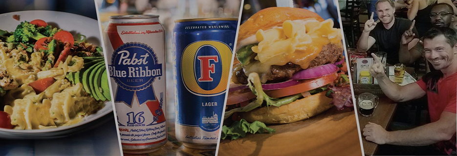 Cold Beers & Cheeseburgers in Scottsdale banner