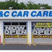 C & C Car Care is a locally owned auto and light truck repair, maintenance and tire facility.